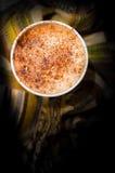 Caffe latte Stock Image