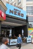 Caffe Nero Στοκ φωτογραφία με δικαίωμα ελεύθερης χρήσης