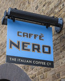 Caffe Nero Coffee House Stock Image