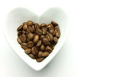 Caffee beans Stock Images