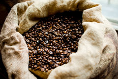 Caffee beans Royalty Free Stock Images