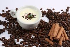 Caffee latte Stock Photo