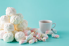 Caffee morning concept Stock Image