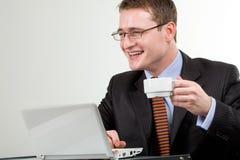 Caffeine Royalty Free Stock Photo