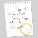 Caffeine Royalty Free Stock Images
