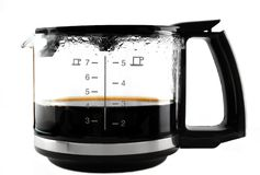 Caffeine drink Royalty Free Stock Image