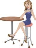 Caffetteria Royalty Illustrazione gratis