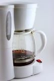 Caffettiera a filtro del caffè Fotografia Stock
