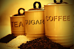 Caffiene Dosage Royalty Free Stock Photos