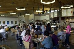 cafétéria Photos libres de droits
