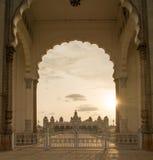 CAG of controleur en Auditor General van India op zwart-wit document wordt gedrukt dat royalty-vrije stock foto