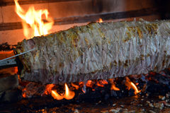 Cag Kebab 库存图片