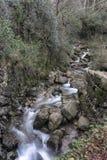 Cagademos creek from Peneda Geres National Park stock photos