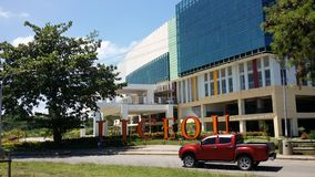 Cagayan DE oro, Filippijnen royalty-vrije stock foto
