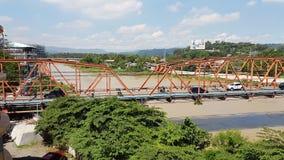 Cagayanbrug Stock Afbeeldingen