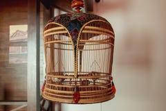 Cage à oiseaux Images libres de droits