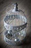 Cage for birds Stock Photos