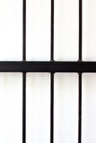 Cage black Stock Images
