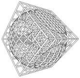 Cage Box Cube Vector Stock Photos