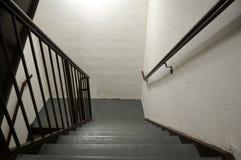 Cage d'escalier Photos stock
