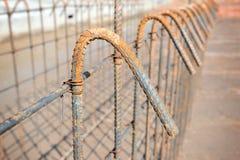 Cage de fer Photo libre de droits