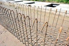 Cage de fer Photographie stock libre de droits