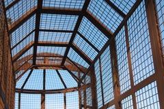Cage de fer Images libres de droits