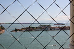 Cage or fence Royalty Free Stock Photo