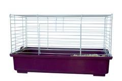 cage husdjuret Arkivfoton
