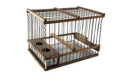 Cage vide Images libres de droits