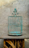 Cage vide Photo libre de droits