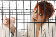 Caged stock photos