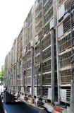 cages metal trucker Στοκ εικόνα με δικαίωμα ελεύθερης χρήσης
