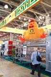 Cages pour des animaux Photo stock