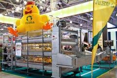 Cages pour des animaux Images stock