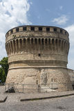 Cagli (Marches, Italy) Royalty Free Stock Photography