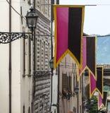 Cagli (Marches, Italy) Stock Photo
