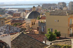 Cagliari Royalty Free Stock Photos