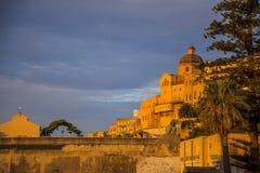 Cagliari Lizenzfreies Stockfoto