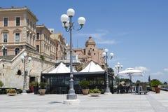 Cagliari Obrazy Stock