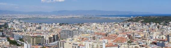 Cagliari arkivfoton