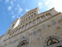 Cagliari Foto de archivo libre de regalías