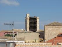 Cagliari Imagen de archivo libre de regalías