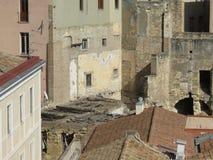 Cagliari Fotos de archivo
