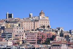 Cagliari Imagem de Stock Royalty Free