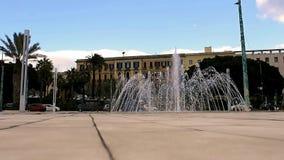 Cagliari almacen de metraje de vídeo