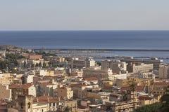 Cagliari Stockbild