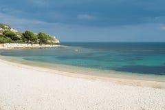 Cagliari beach Stock Images