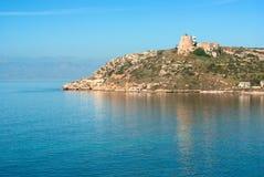 Cagliari, Cala Mosca Images libres de droits