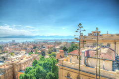 Cagliari in hdr Royalty Free Stock Images